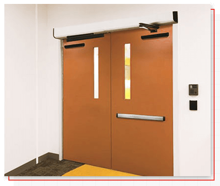 Besam sw200 heavy-duty automatic door operator