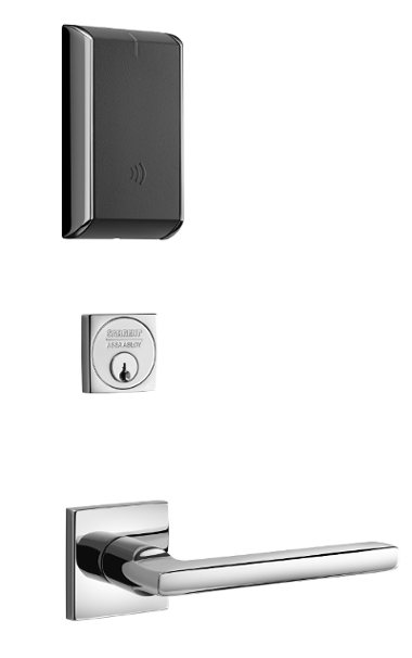 sargent in120 wifi access control lock